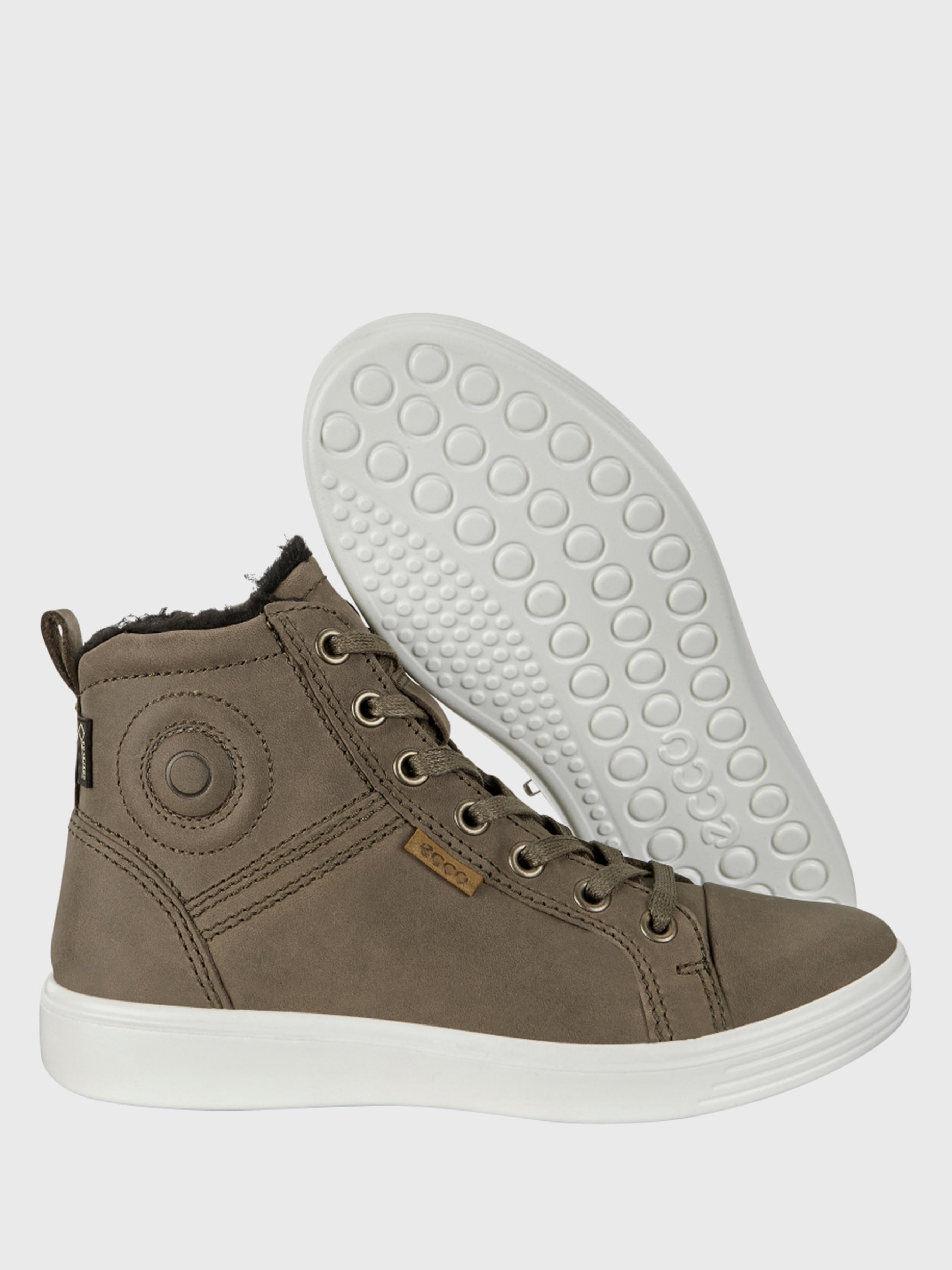 Купить Ботинки детские ECCO S7 TEEN ZK3301, Серый
