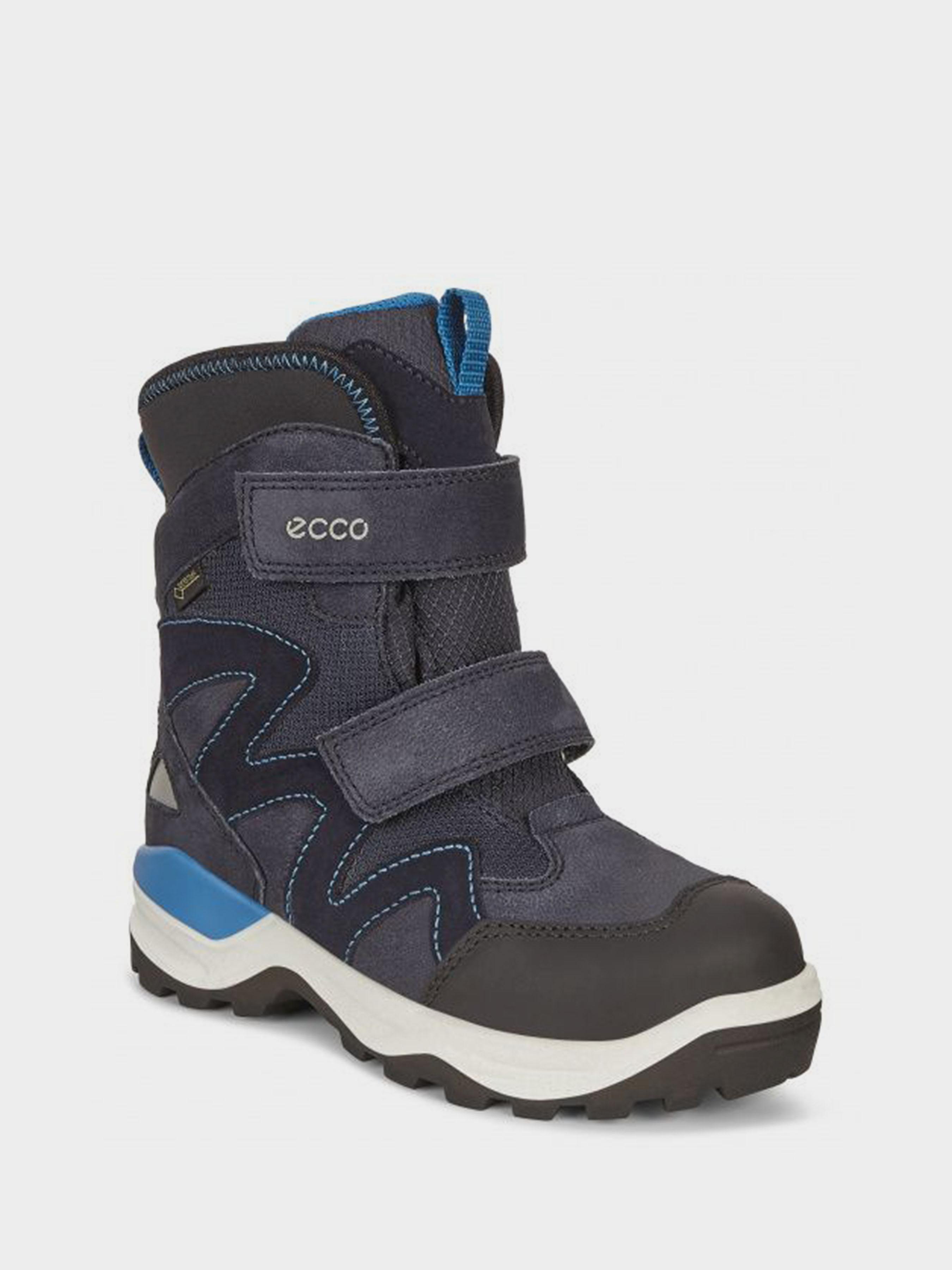 Купить Сапоги детские ECCO SNOW MOUNTAIN ZK3305, Синий