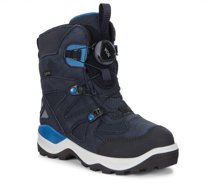 хлопчачі чоботи ecco snow mountain 710232(51237) шкіряні фото 1 69c4bc366833a