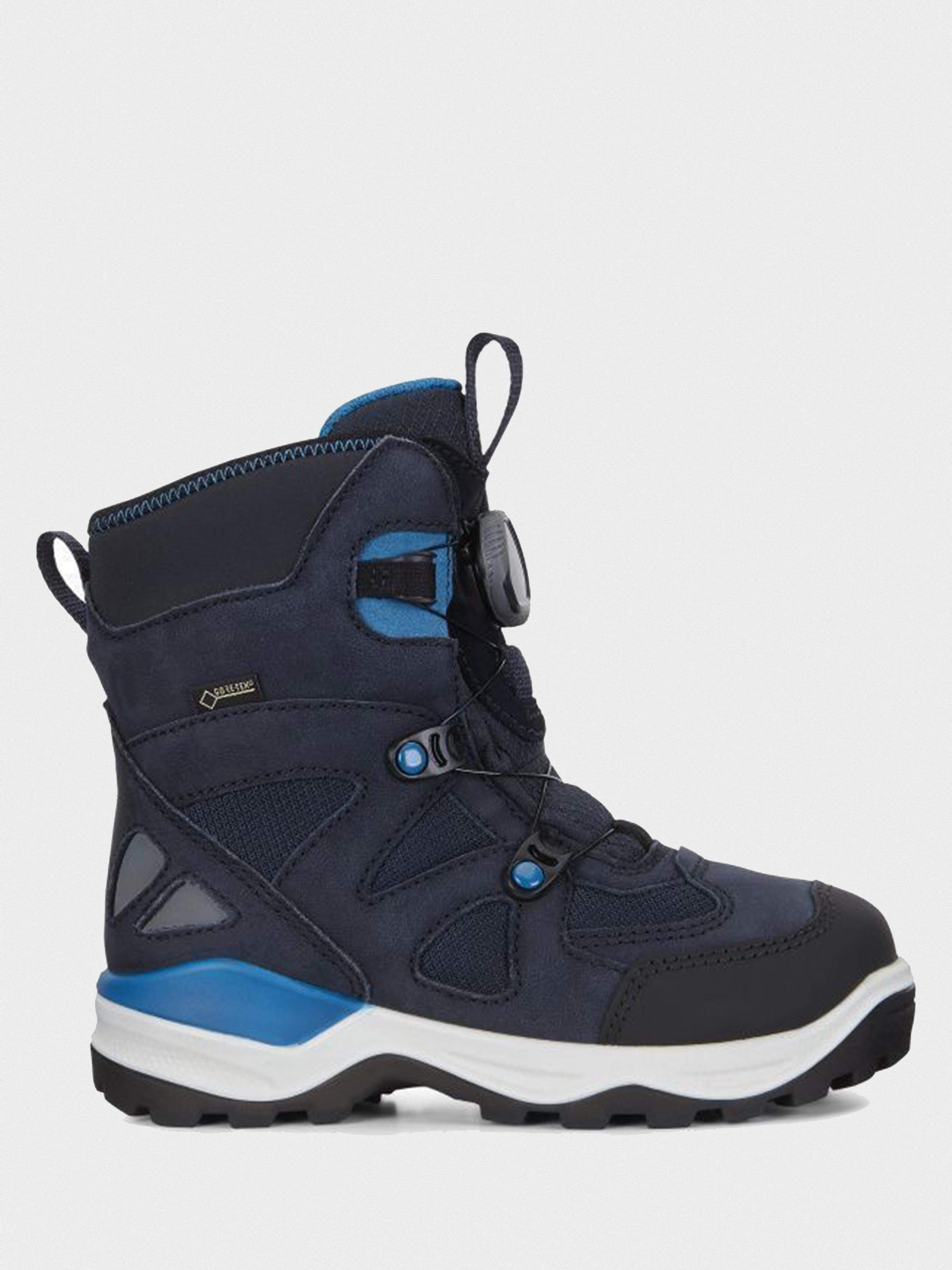 Сапоги для детей ECCO SNOW MOUNTAIN ZK3307 размеры обуви, 2017