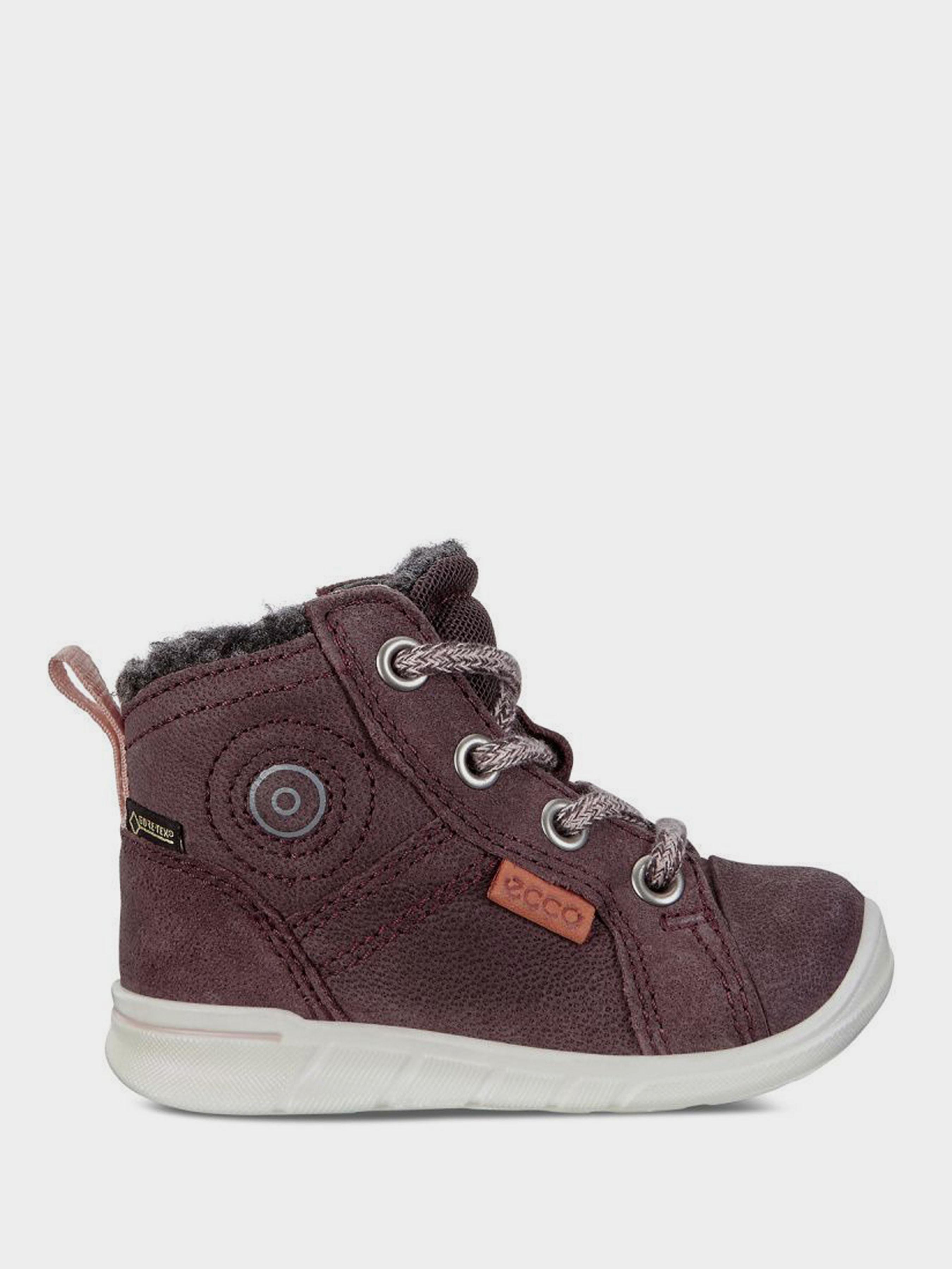 Ботинки для детей ECCO FIRST ZK3319 размеры обуви, 2017