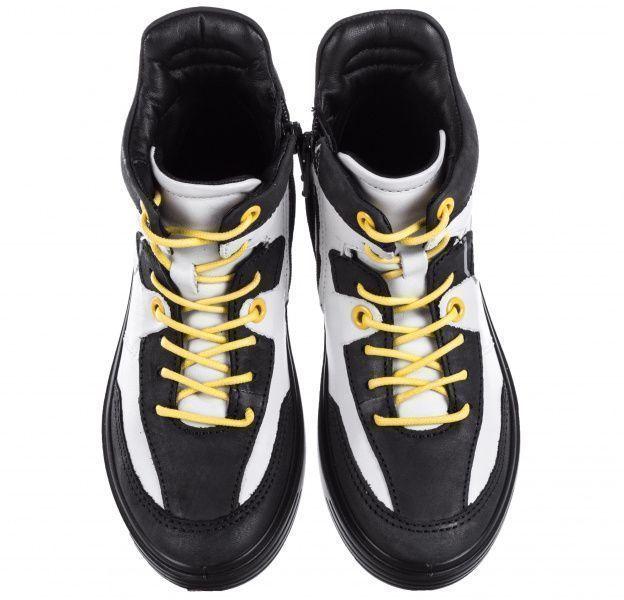 Ботинки для детей ECCO S7 TEEN ZK3322 брендовая обувь, 2017