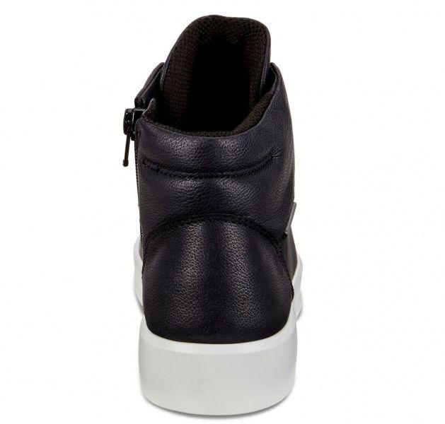 Ботинки детские ECCO S8 ZK3325 размерная сетка обуви, 2017