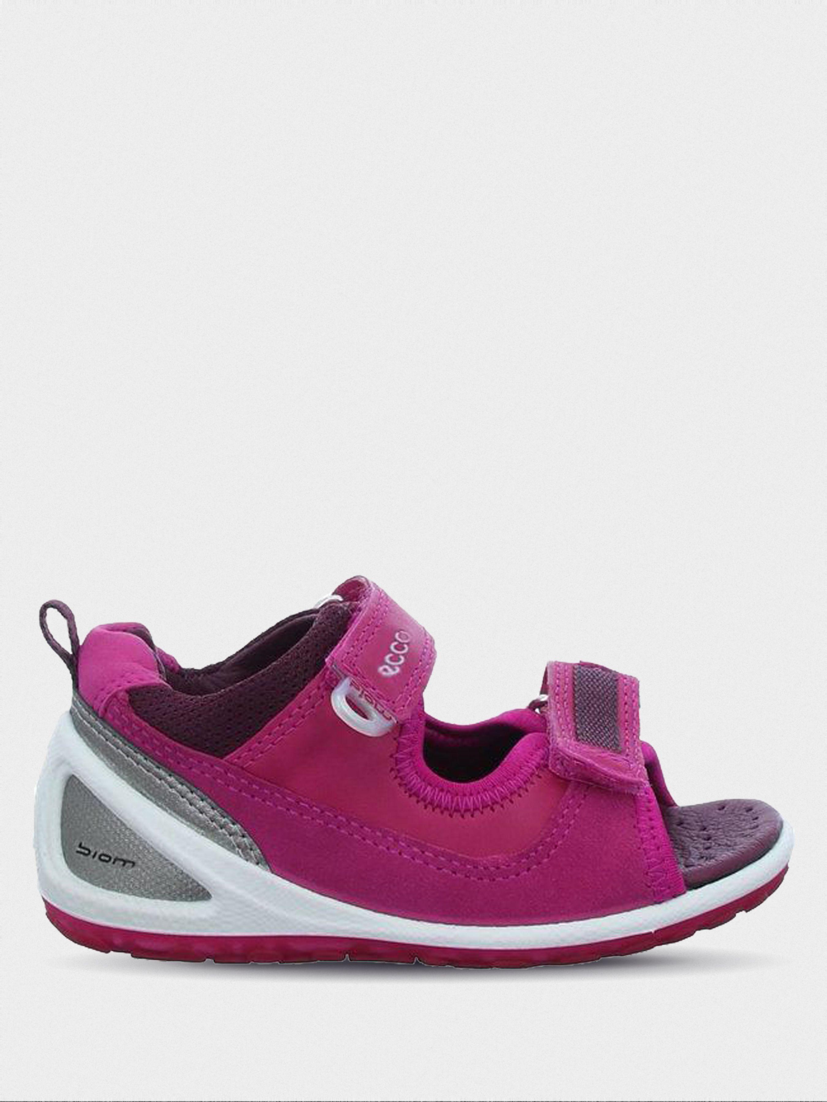 Купить Сандалии детские ECCO BIOM MINI SANDAL ZK3364, Розовый