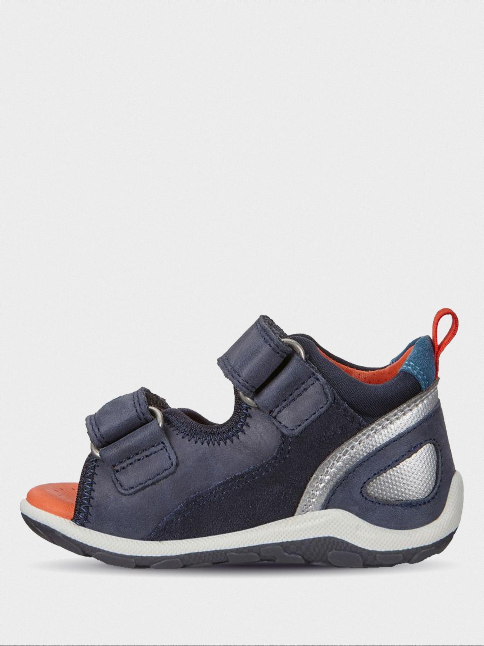 Сандалии для детей ECCO BIOM MINI SANDAL 754821(50769) модная обувь, 2017