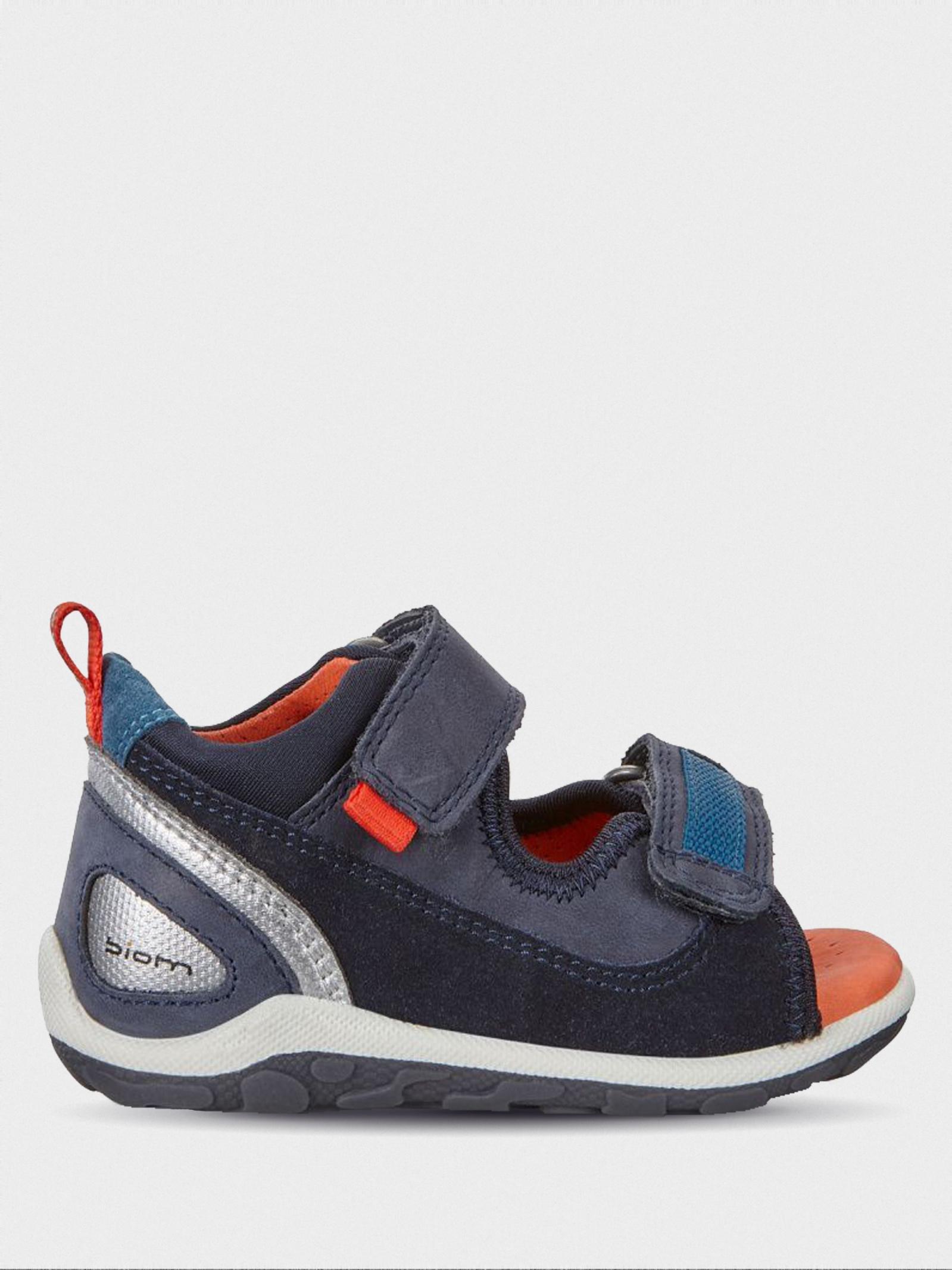 Сандалии для детей ECCO BIOM MINI SANDAL 754821(50769) брендовая обувь, 2017