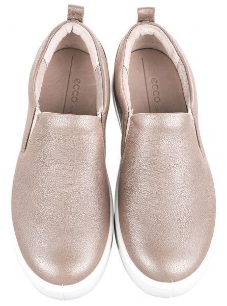 Слипоны детские ECCO S8 ZK3379 размерная сетка обуви, 2017