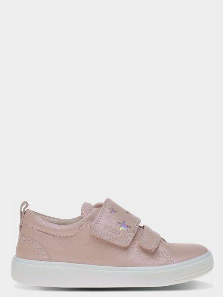 Купить Полуботинки детские ECCO S7 TEEN ZK3390, Розовый