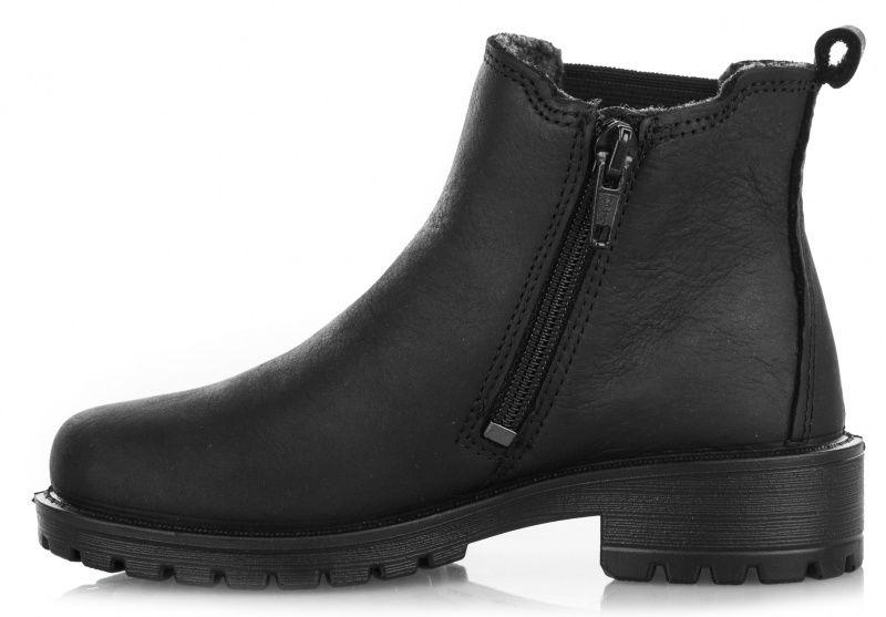 дівчачі черевики ecco elaine 720102(02001) нубукові фото 2