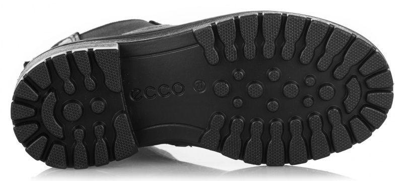 дівчачі черевики ecco elaine 720102(02001) нубукові фото 3