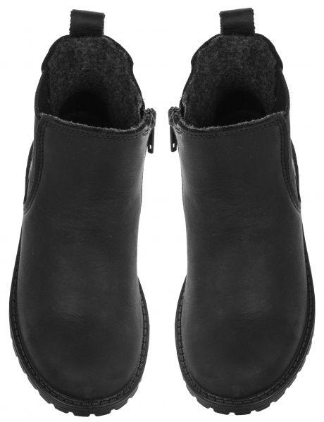 дівчачі черевики ecco elaine 720102(02001) нубукові фото 4