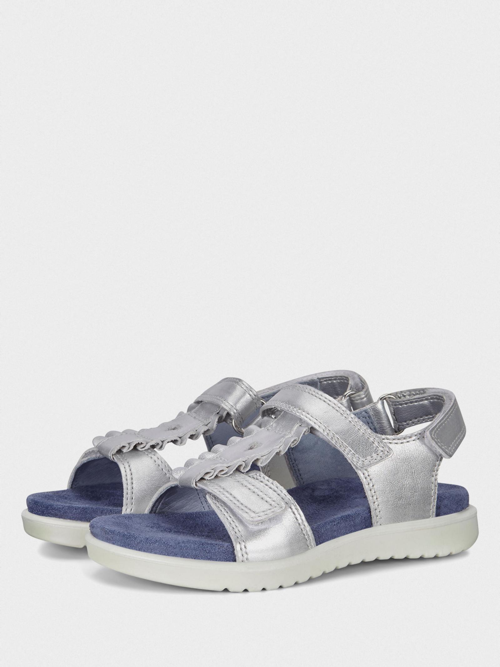 Сандалі  дитячі ECCO 700222(02097) модне взуття, 2017