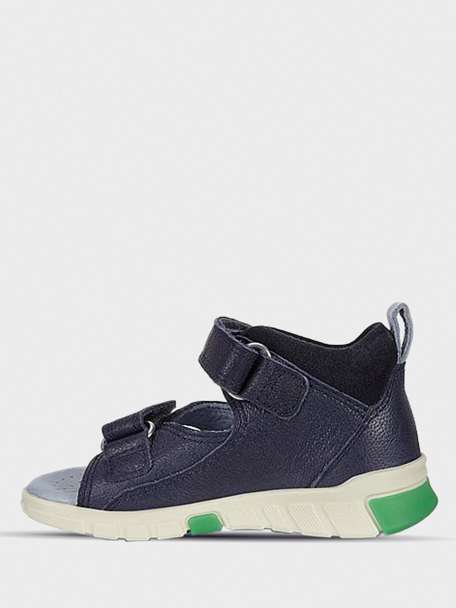 Сандалі  для дітей ECCO 761121(01303) модне взуття, 2017