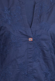 Блуза женские Napapijri модель N0YHGRBA3 качество, 2017