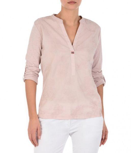 Блуза женские Napapijri модель N0YHGRPA1 отзывы, 2017