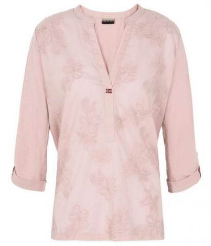 Блуза женские Napapijri модель N0YHGRPA1 качество, 2017