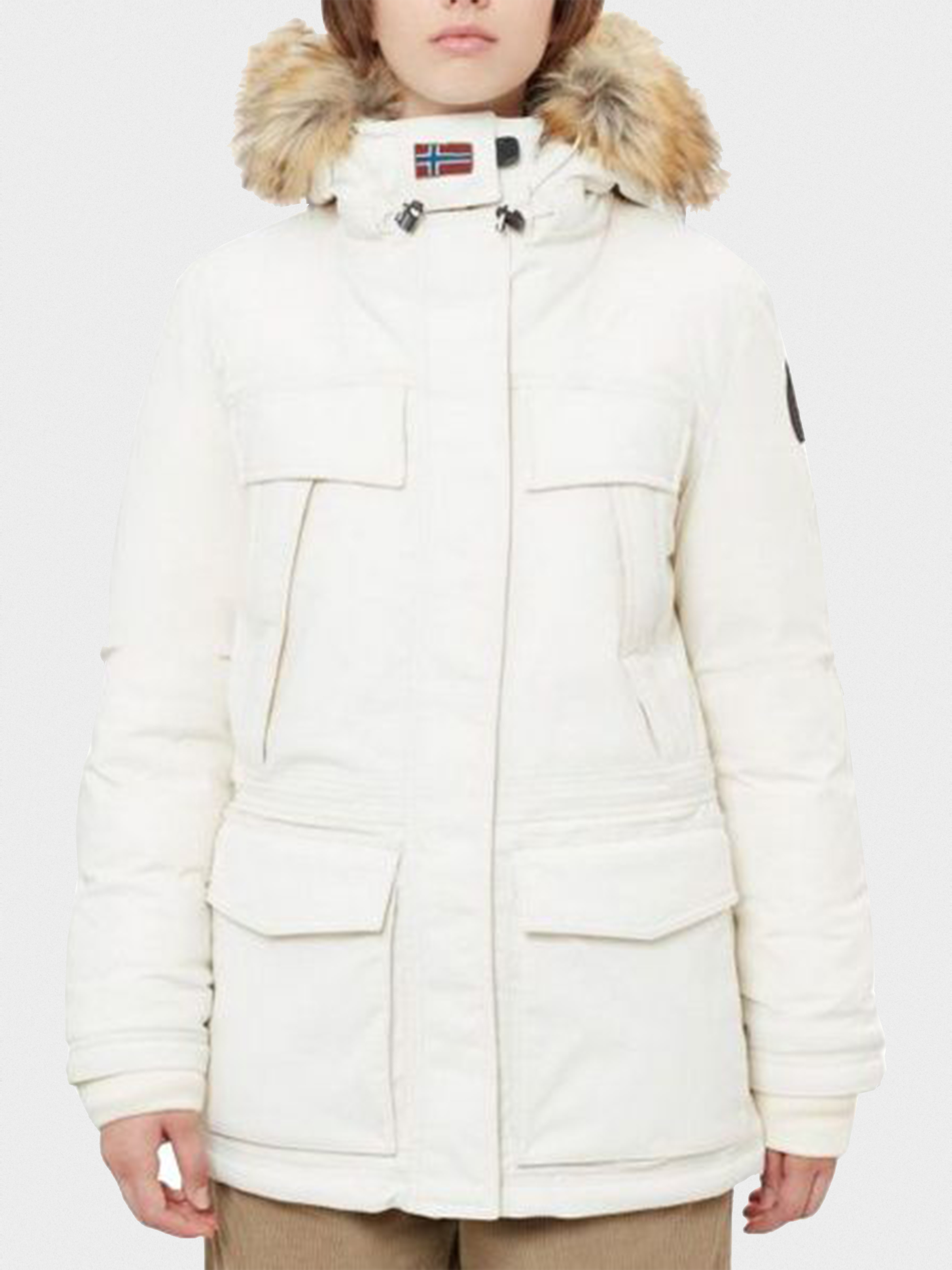 Куртка женские Napapijri модель ZL1065 купить, 2017