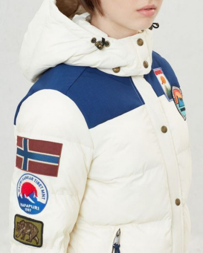 Куртка Napapijri модель N0YHZ8NA9 — фото 3 - INTERTOP