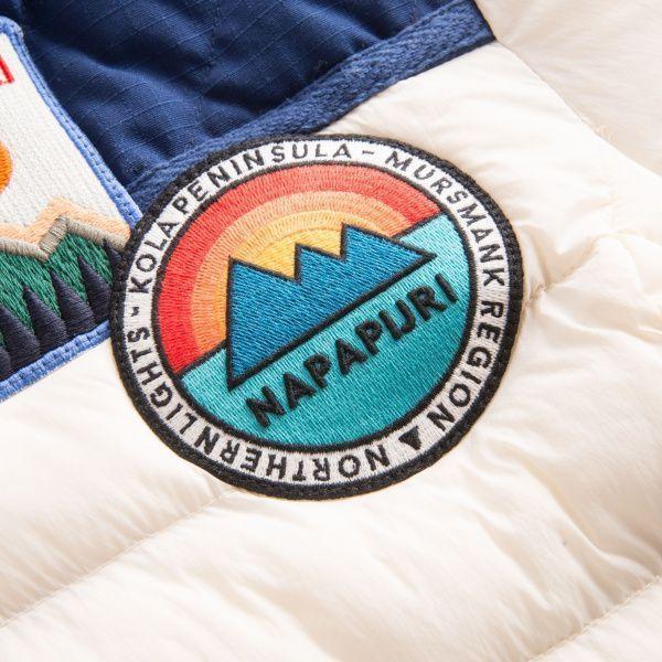 Куртка женские Napapijri модель ZL1086 качество, 2017