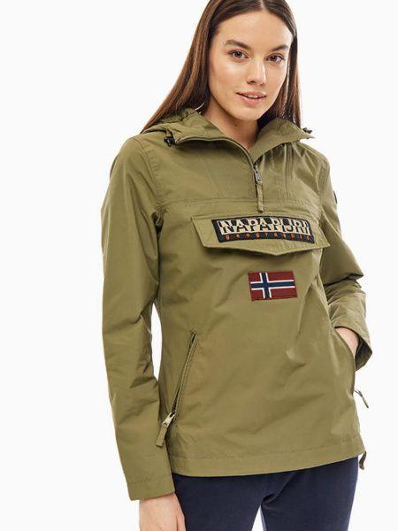 Купить Куртка женские модель ZL1150, Napapijri, Зеленый