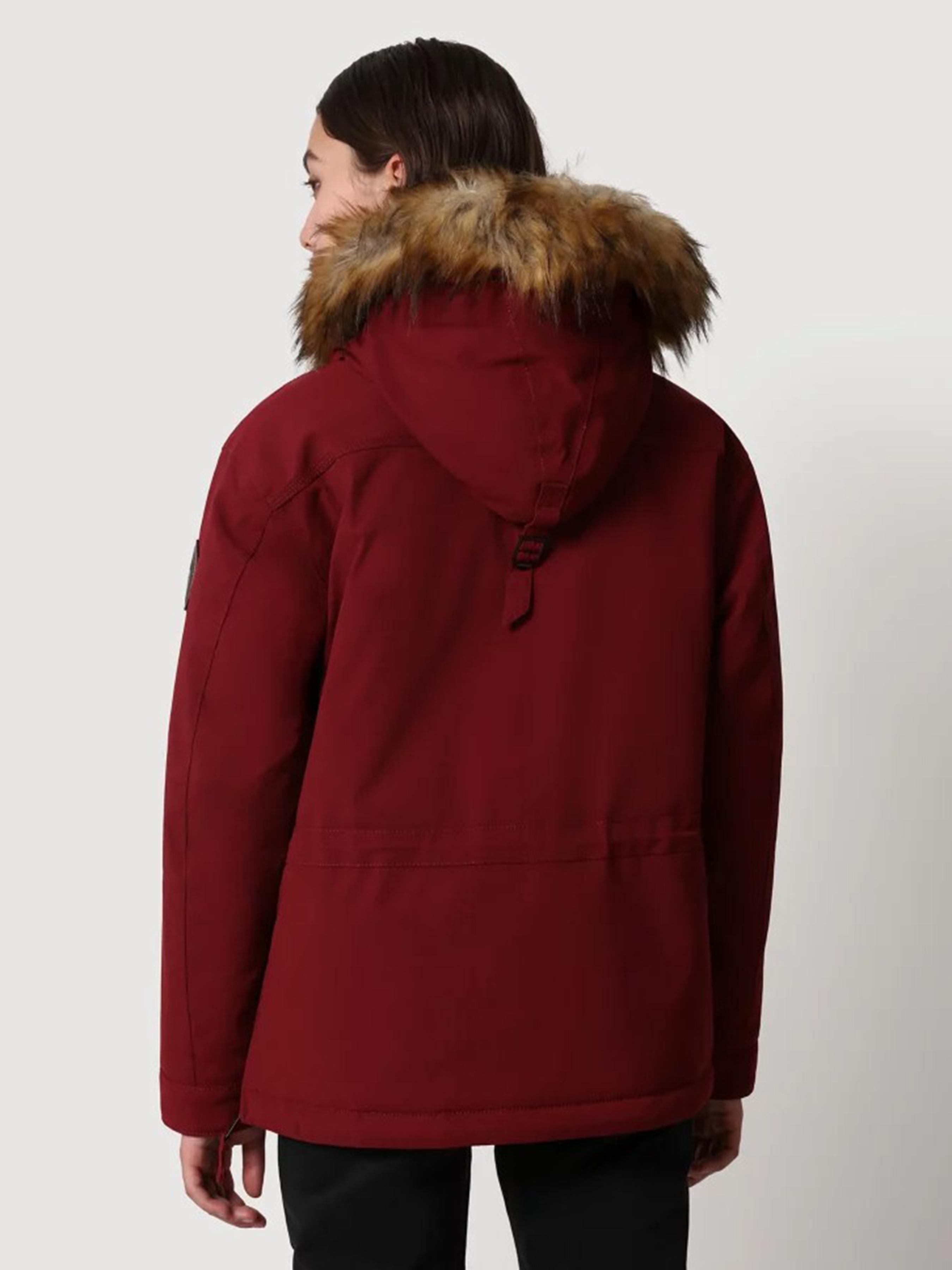 Куртка женские Napapijri модель ZL1211 качество, 2017