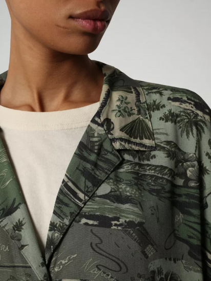 Блуза з довгим рукавом Napapijri модель NP0A4F4DF5M1 — фото 4 - INTERTOP
