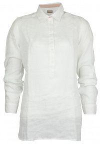 Белые женские блузы , 2017