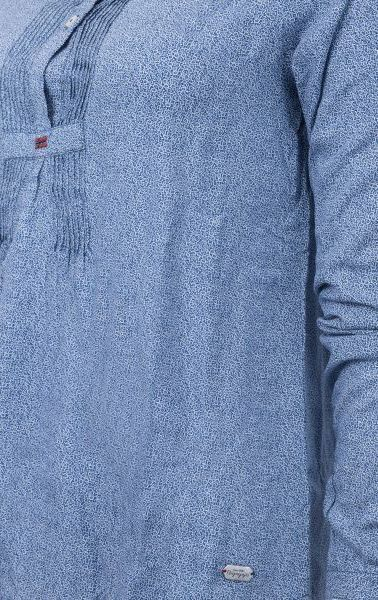 Рубашка с длинным рукавом женские Napapijri модель ZL859 цена, 2017