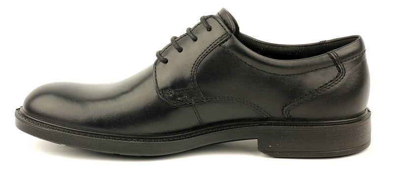 Туфли для мужчин ECCO ATLANTA ZM2861 модная обувь, 2017