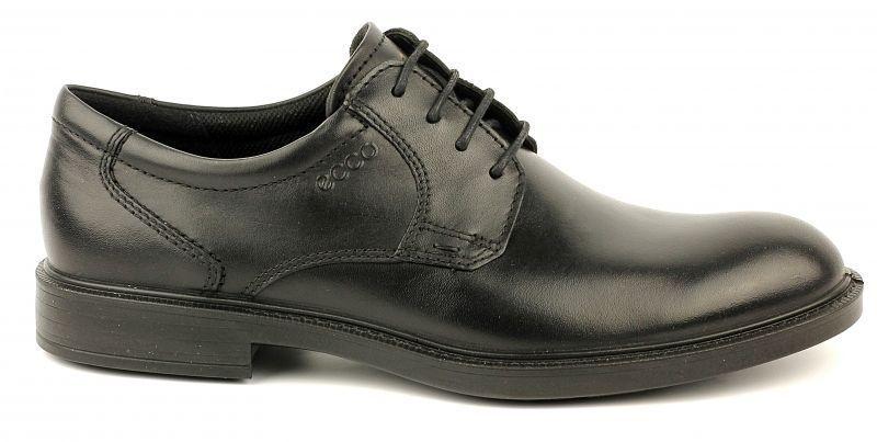 Туфли мужские ECCO ATLANTA ZM2861 размерная сетка обуви, 2017