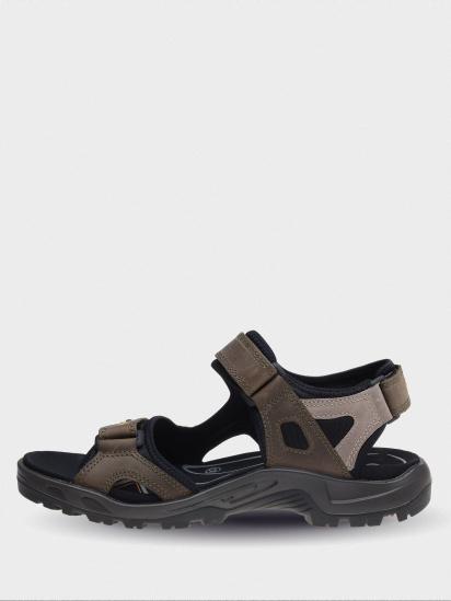 Сандалі  для чоловіків ECCO 069564(56396) розміри взуття, 2017