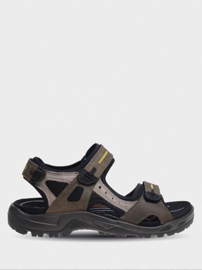 Сандалі  для чоловіків ECCO 069564(56396) брендове взуття, 2017
