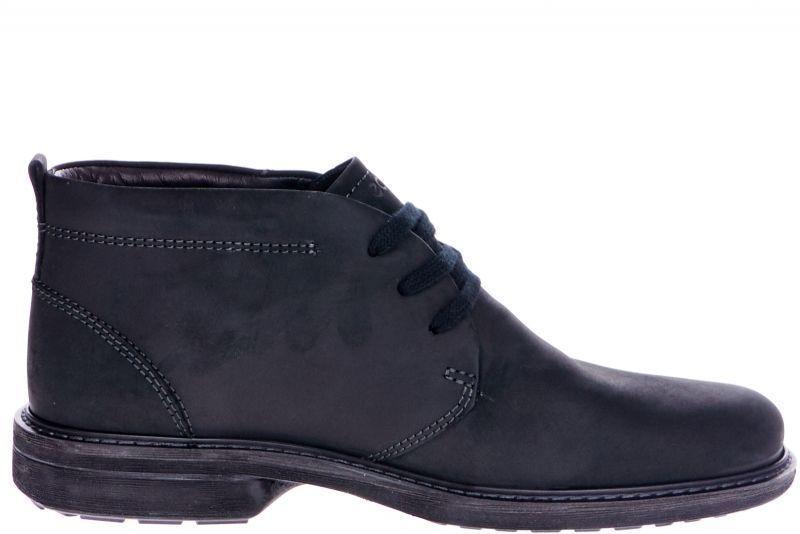 Купить Ботинки мужские ECCO TURN ZM3139, Черный