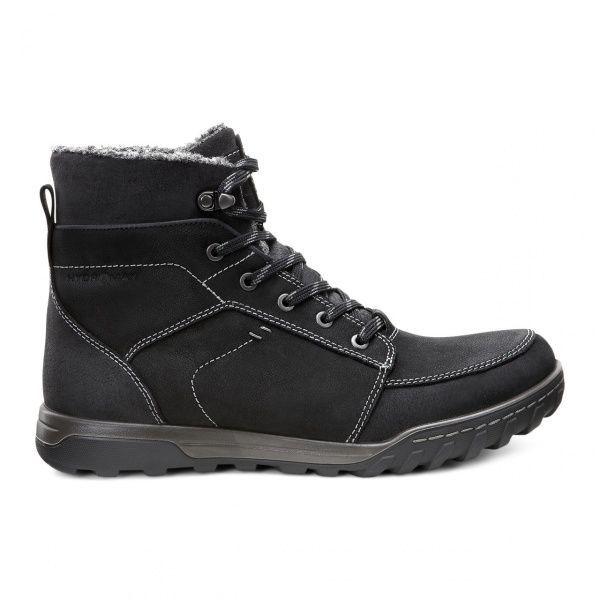 чоловічі черевики ecco urban lifestyle 830614(53960) нубукові