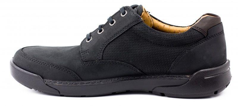 ECCO Полуботинки  модель ZM3206 размерная сетка обуви, 2017