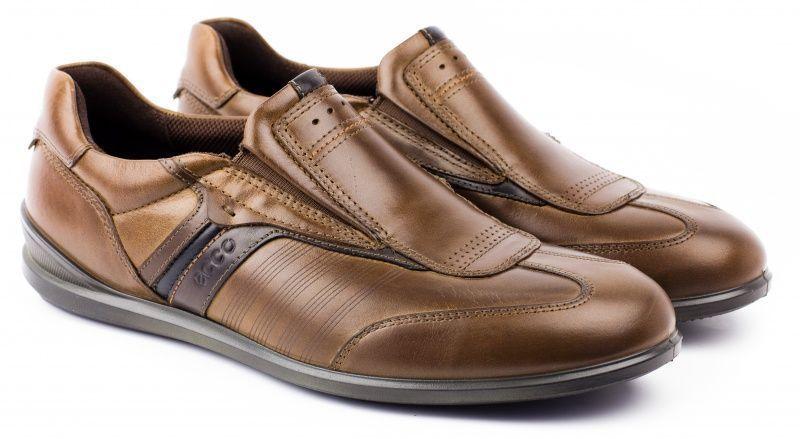 Полуботинки мужские ECCO CHANDER ZM3219 брендовая обувь, 2017