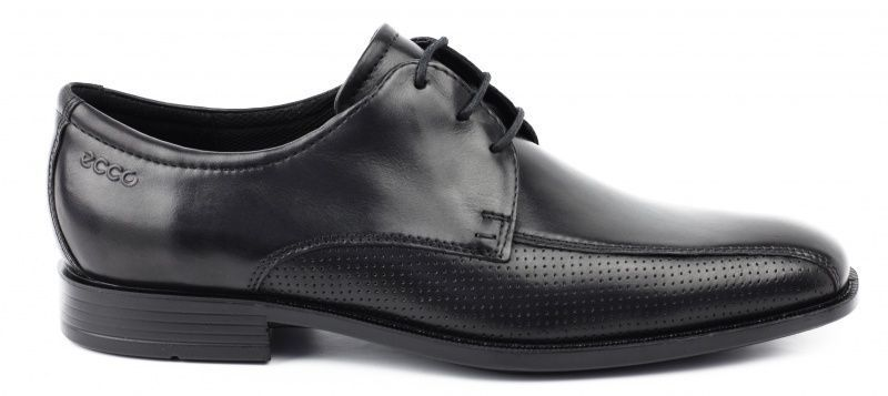 Туфли для мужчин ECCO EDINBURGH ZM3274 брендовая обувь, 2017