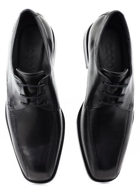 Туфли для мужчин ECCO EDINBURGH ZM3274 примерка, 2017