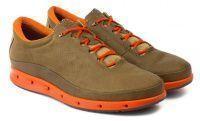 Мужские кроссовки коричневые, фото, intertop