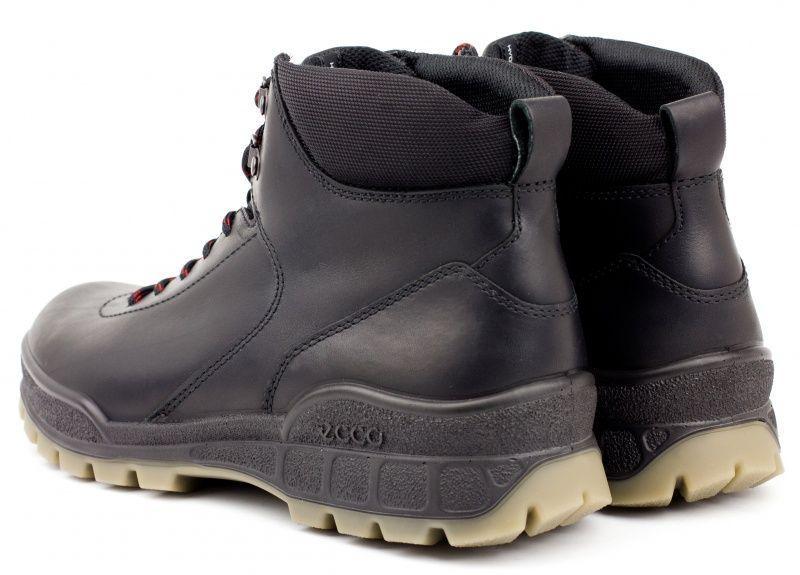 Ботинки для мужчин ECCO TRACK II ZM3289 примерка, 2017