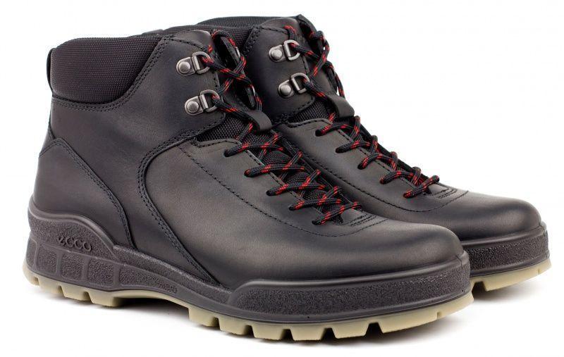 Ботинки для мужчин ECCO TRACK II ZM3289 брендовая обувь, 2017