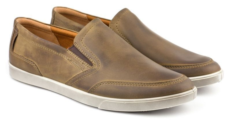 Полуботинки для мужчин ECCO COLLIN ZM3292 размерная сетка обуви, 2017