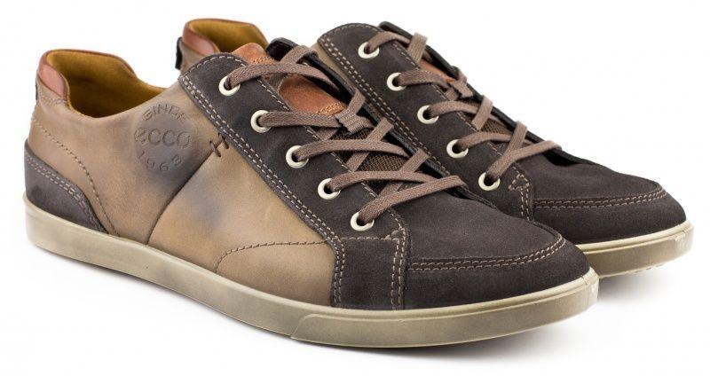 Полуботинки для мужчин ECCO COLLIN ZM3297 брендовая обувь, 2017