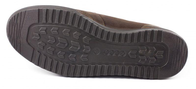 Полуботинки мужские ECCO FRASER ZM3300 размерная сетка обуви, 2017