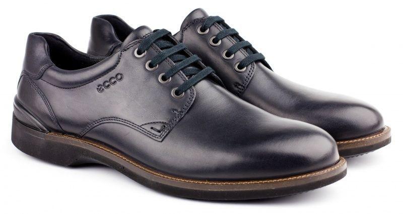 Туфли для мужчин ECCO FENN ZM3302 размерная сетка обуви, 2017