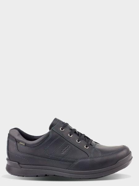 Полуботинки для мужчин ECCO HOWELL ZM3310 размерная сетка обуви, 2017