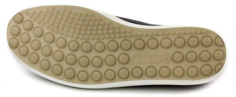 Полуботинки мужские ECCO SOFT 7 ZM3312 размерная сетка обуви, 2017