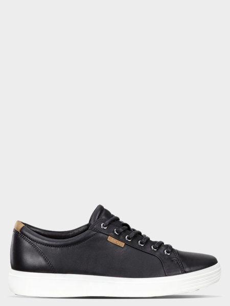 Полуботинки мужские ECCO SOFT 7 ZM3312 модная обувь, 2017