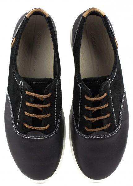 Полуботинки для мужчин ECCO SOFT VII MEN'S ZM3313 брендовая обувь, 2017