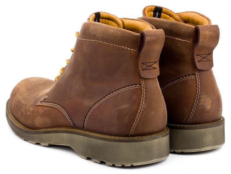 Ботинки мужские ECCO HOLBROK ZM3316 брендовая обувь, 2017